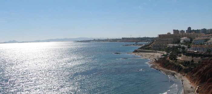 Alicante Blue Flag Beaches